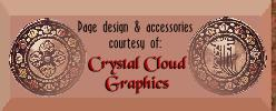 Crystal Cloud Graphics logo, please use!