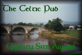 Celtic Pub Quality Site Award