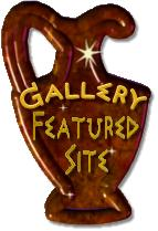 Gallery Featured Member Site Award