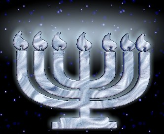menorah title graphic